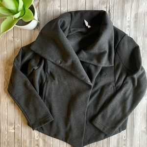 Lucy Lux Fleece Wrap Jacket